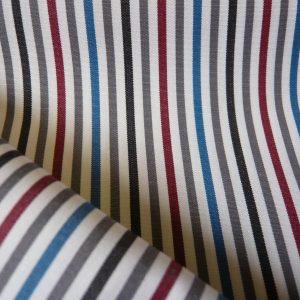 Striped Shirt Fabric