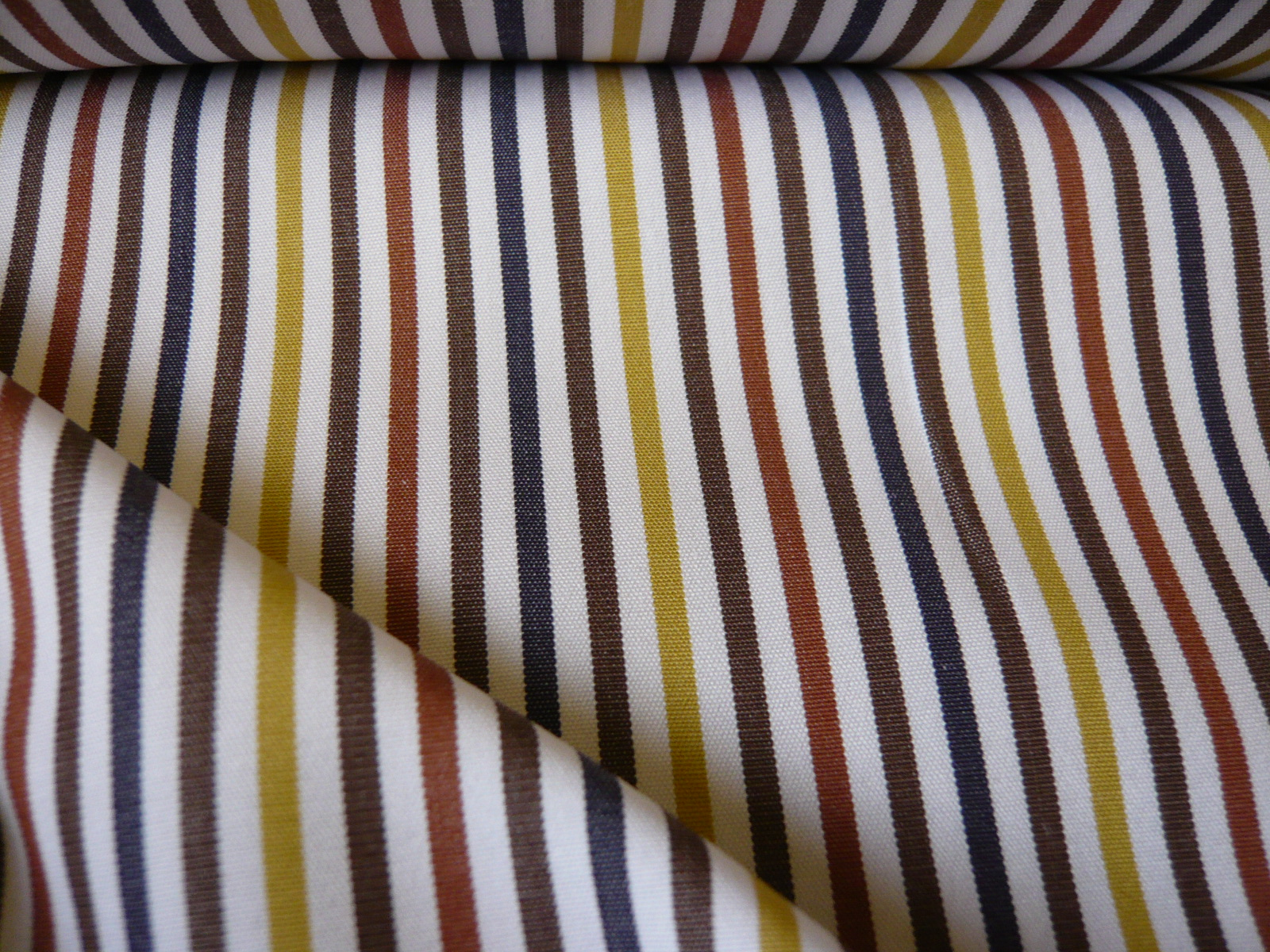 Striped Shirt Fabric