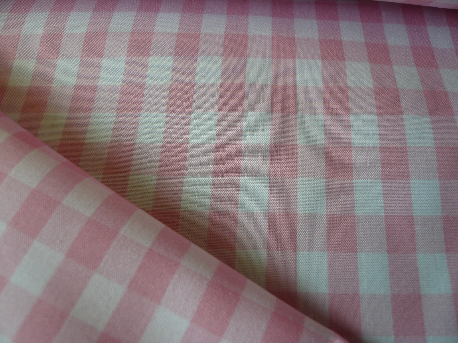 Checked Shirt Fabric